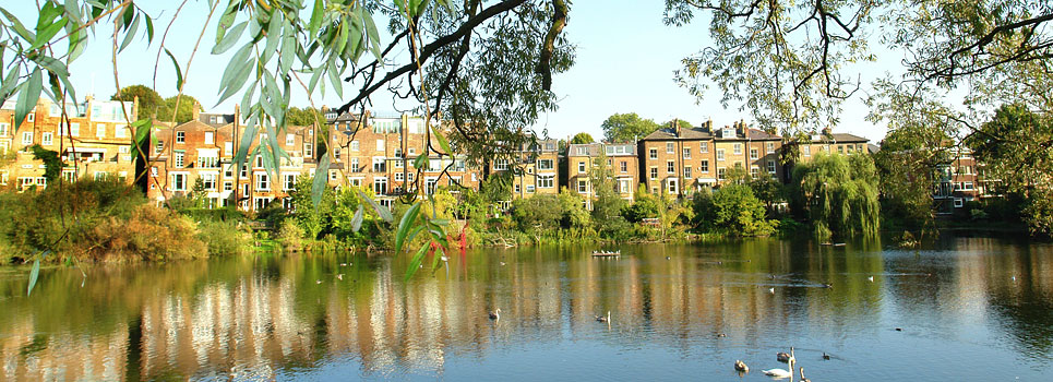 Amberden Estates in Hampstead - London NW3